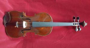 Justin Derazey Violin, circa 1880