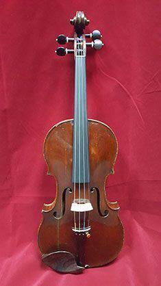 Justin Derazey Violin 3