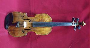 Sebastian Klotz violin (1696-1768)