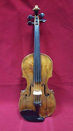 Sebastian Klotz violin 2