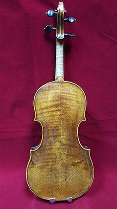 Sebastian Klotz violin 3
