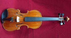 Emmanuelle Fabio Fortunato Violin