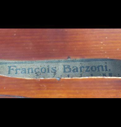 Francois Barzoni Thumb Image