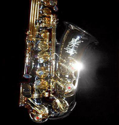 Intermediate Level Saxophone Thumb Image