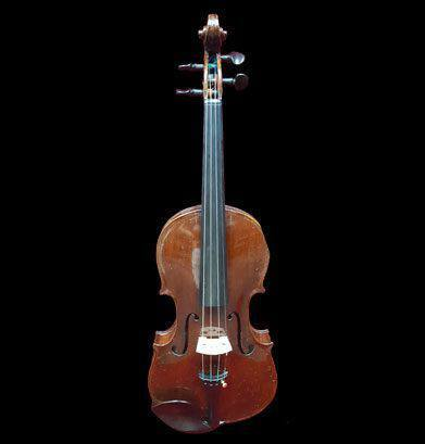 German Violin Image