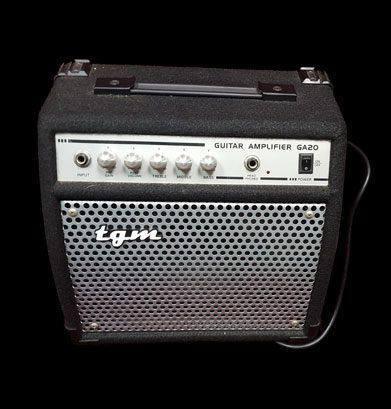 TGM Electric Guitar Thumb Image