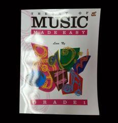 THEORY OF MUSIC MADEEASY