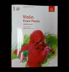 Violin Exam Pieces