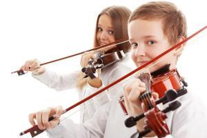 violin classes for kids