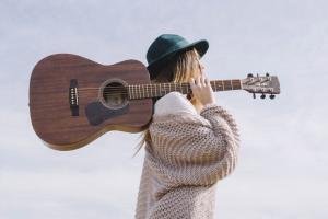 Beginner Guitar Student
