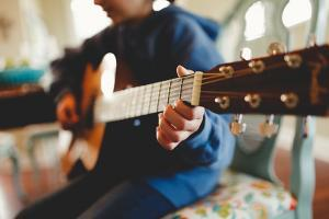 guitar lessons in Singapore