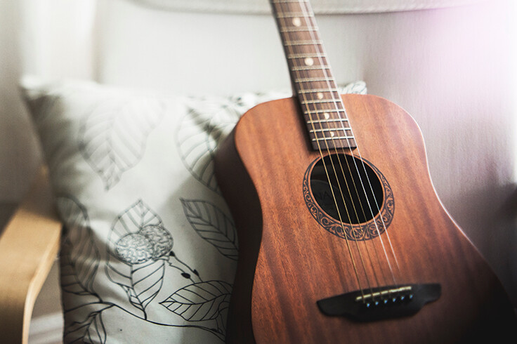 beginner acoustic guitar lessons
