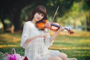 attend the violin classes for beginners