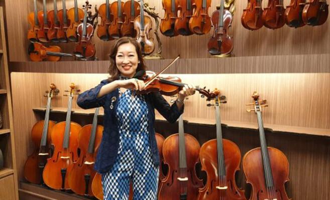Interview with Rita Yeo, Founder of Stradivari Strings