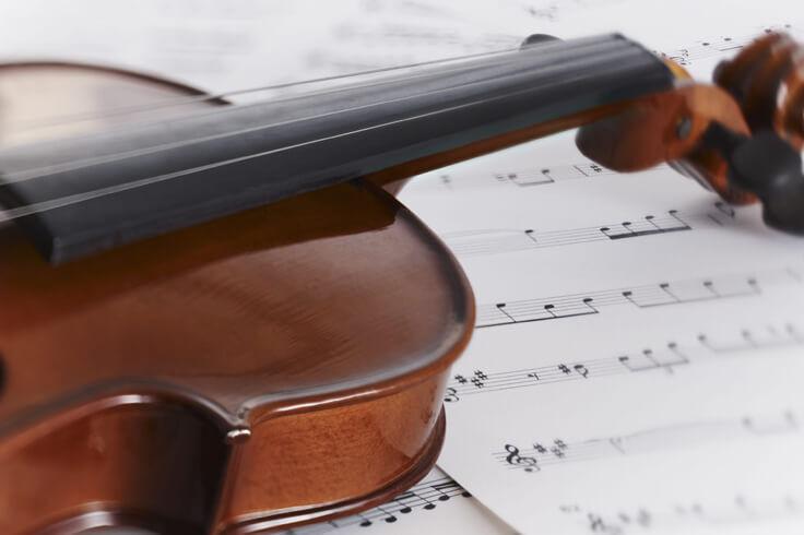 Quality violin lesson