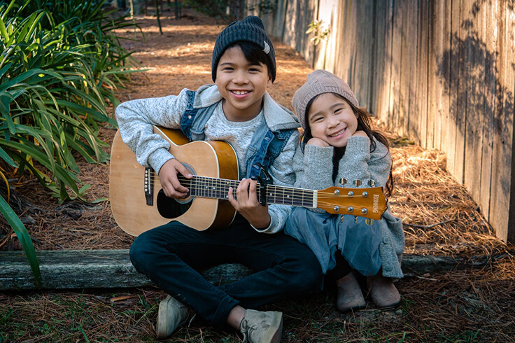 Benefits of learning guitar lessons for kids
