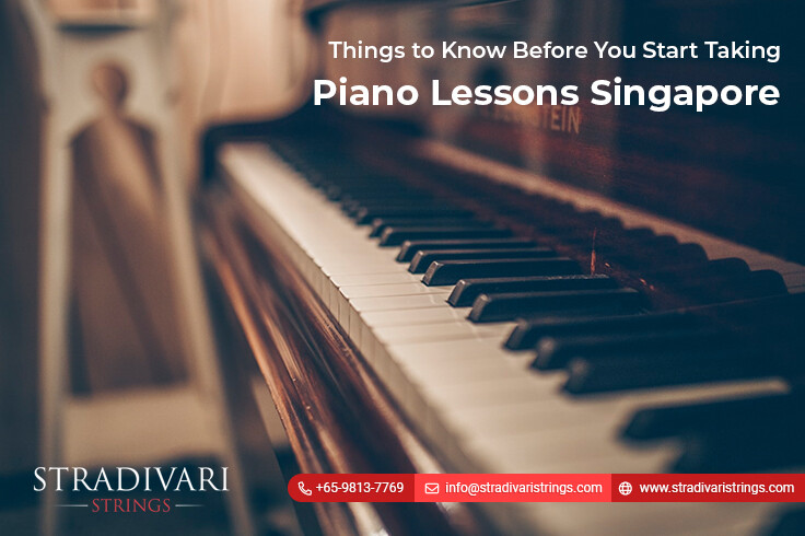 Things to Know Before You Start Taking piano lessons Singapore