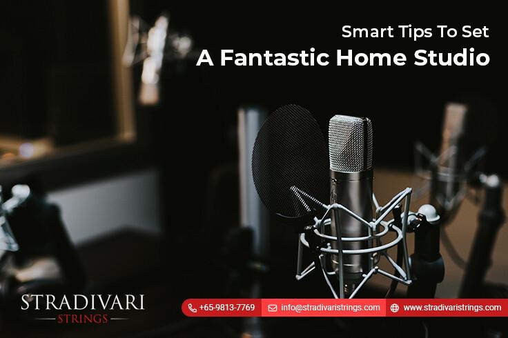Smart Tips To Set A Fantastic Home Studio