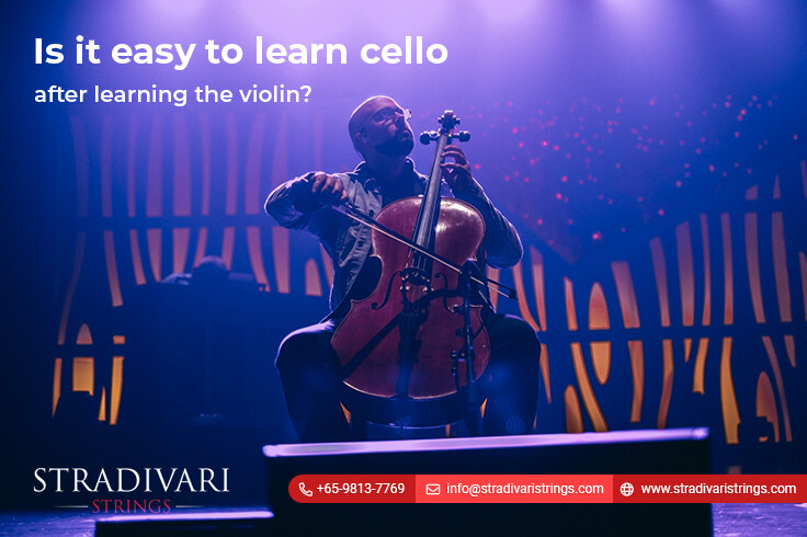 Is it easy to learn cello after learning the violin?