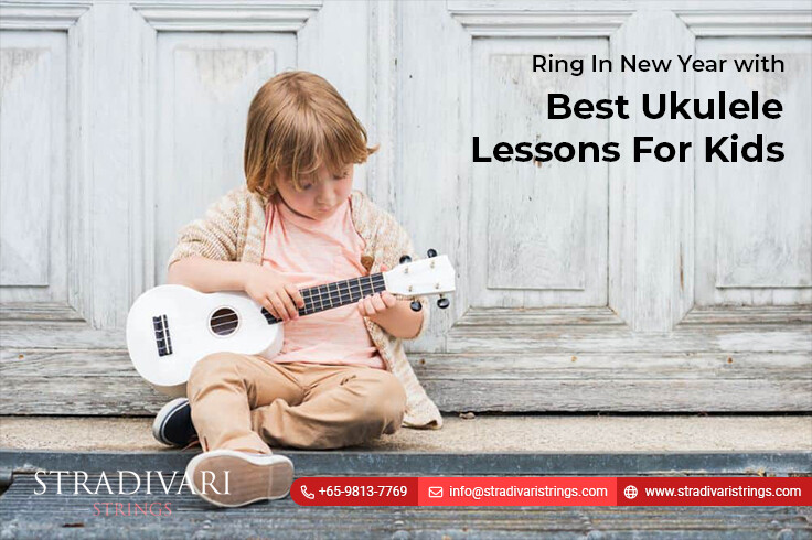 Ring In New Year with best ukulele lessons Singapore for Kids
