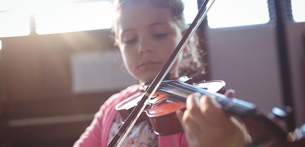 violin lessons for kids