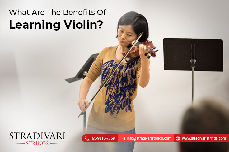 What are the benefits of learning violin?