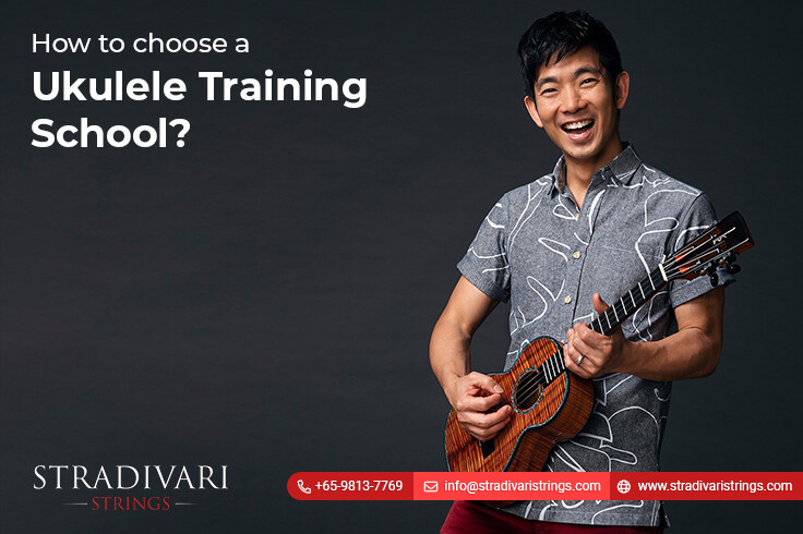 How to choose a ukulele training school?