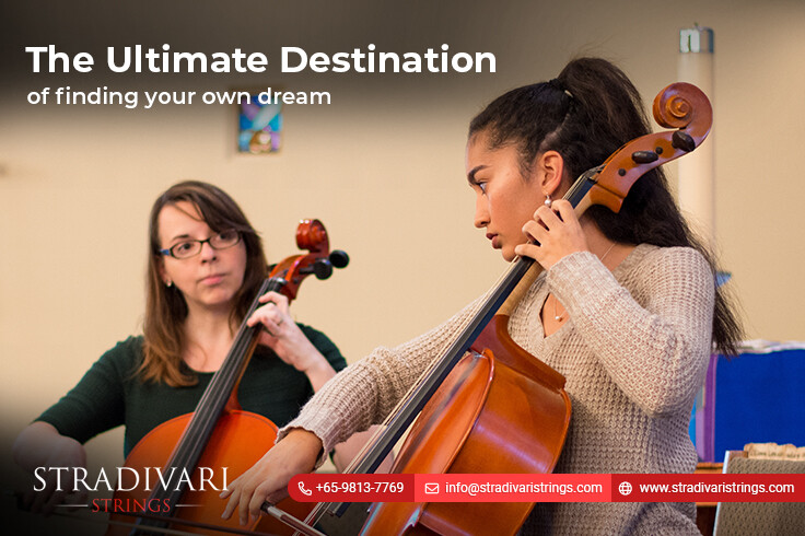 Cello Lessons Singapore-The Ultimate Destination of finding your own dream