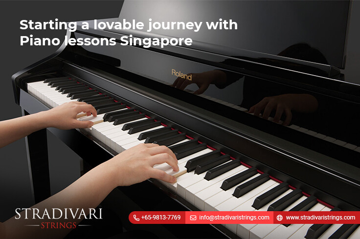 Starting a lovable journey with Piano lessons Singapore