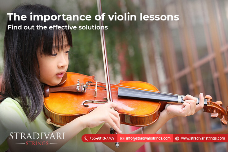 The importance of violin lessons – Find out the effective solutions