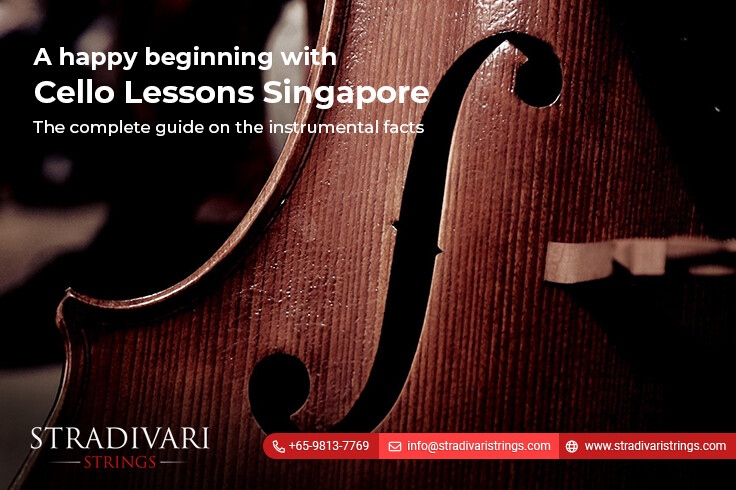 A happy beginning with Cello Lessons Singapore