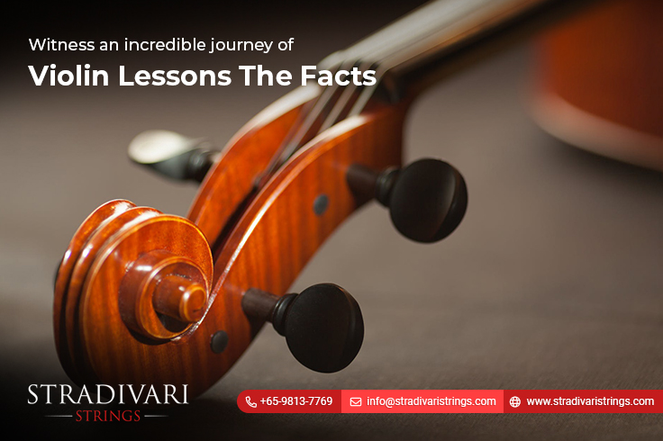 Witness an incredible journey of violin lessons-The facts