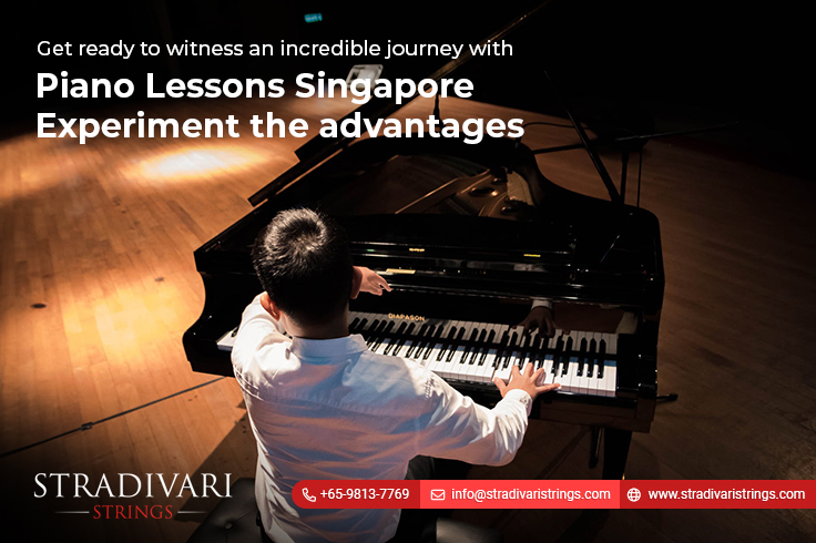 Get ready to witness an incredible journey with piano lessons Singapore