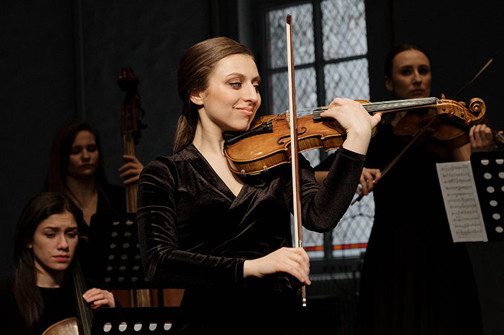 violin classes for adults
